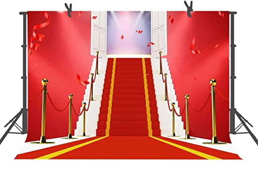 FUERMOR 7x5ft World Cup Background Football Field Backdrop Photo Studio Props For Photographers PFU068