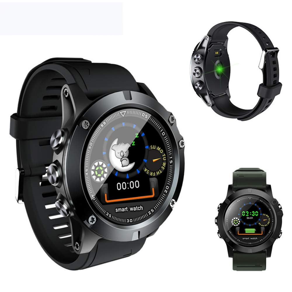 MINSINNY Reloj Inteligente Smart Watch Hombres Mujeres ...