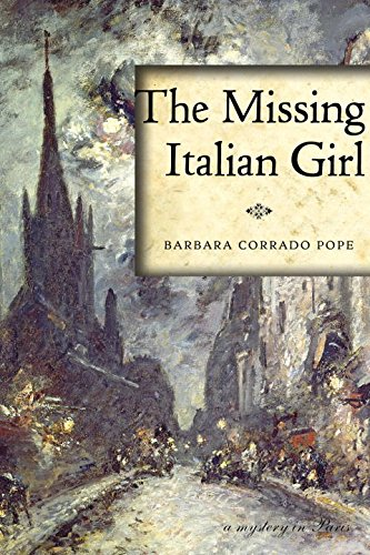 Read Online The Missing Italian Girl: A Mystery in Paris pdf