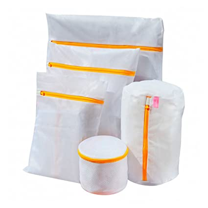 Malla bolsa de lavandería para lavadora ropa delicada, sujetador, ropa interior, calcetines,