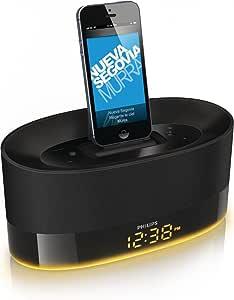 Philips DS1600/12 - Altavoz con puerto dock para iPhone y iPod ...