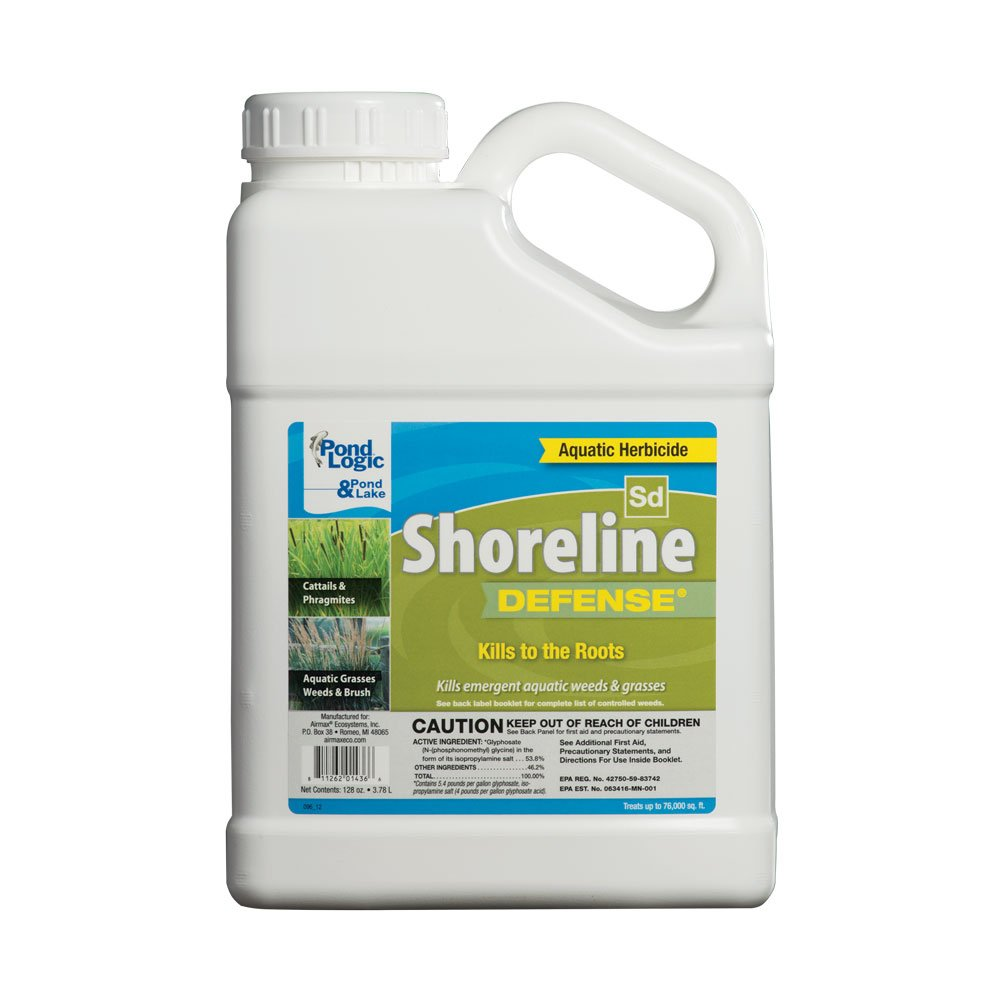 Pond Logic Shoreline Defense, 1 gal by Pond Logic