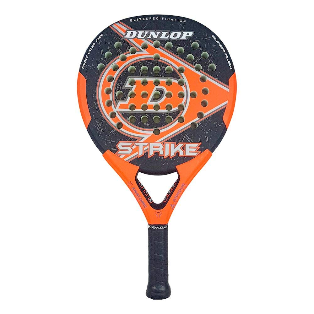 Amazon.com : DUNLOP Strike Tennis Racket, Unisex Adult ...