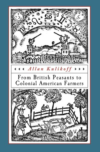 From British Peasants to Colonial American - Seattle University Stores Village