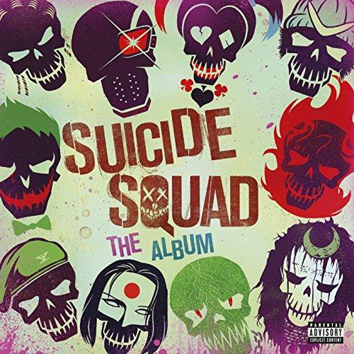 - Suicide Squad: The Album (Explicit)(2LP Vinyl w/Digital Download)