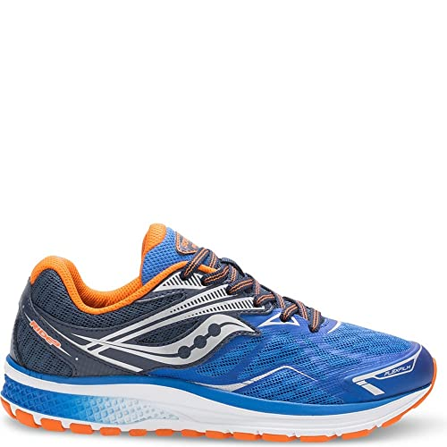 0867068e Saucony Ride 9 Running Shoe (Little Kid/Big Kid)
