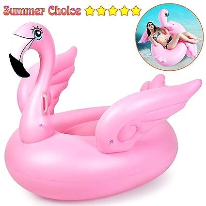 Amazon.com: MeiLiMiYu Flotador de piscina, playa de verano ...