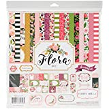 Carta Bella Paper Company CBFL62016 Flora No.1 Collection Kit
