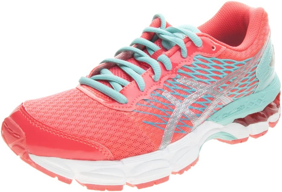 ASICS - Gel Nimbus 18 GS Junior, Color Diva Pink, Talla EU: Amazon.es: Deportes y aire libre