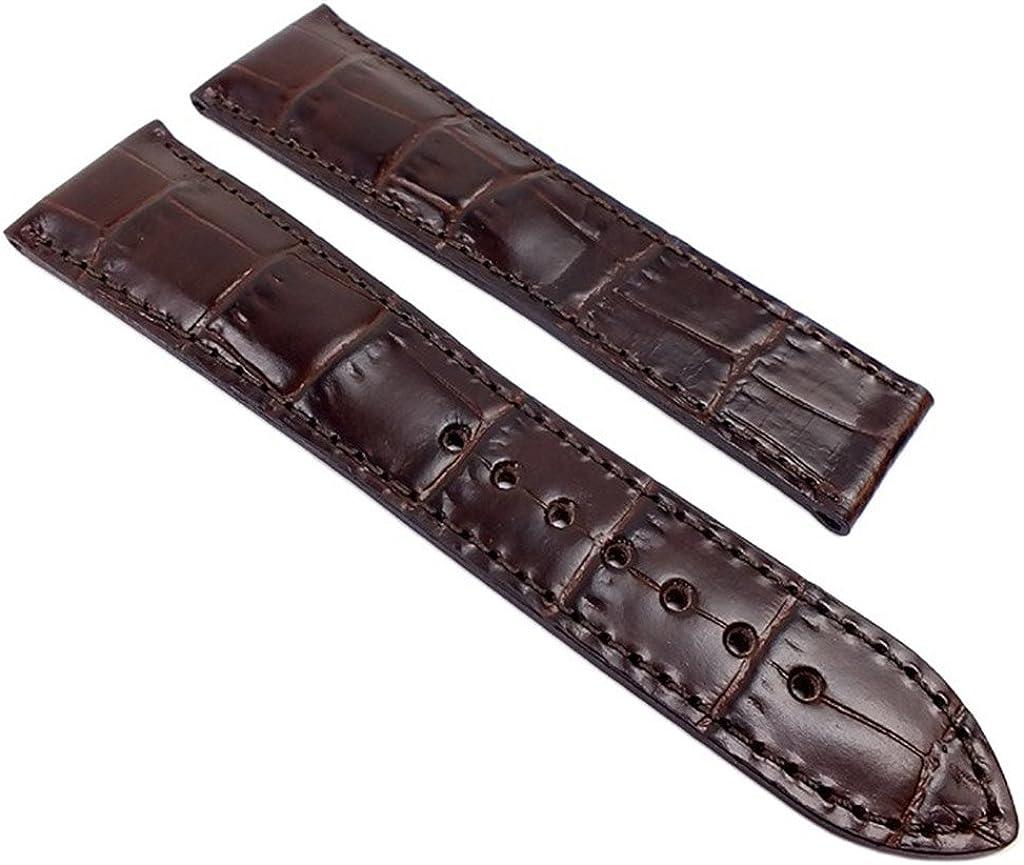 Maurice Lacroix ML-21992-20F - Correa para reloj, piel, color marrón