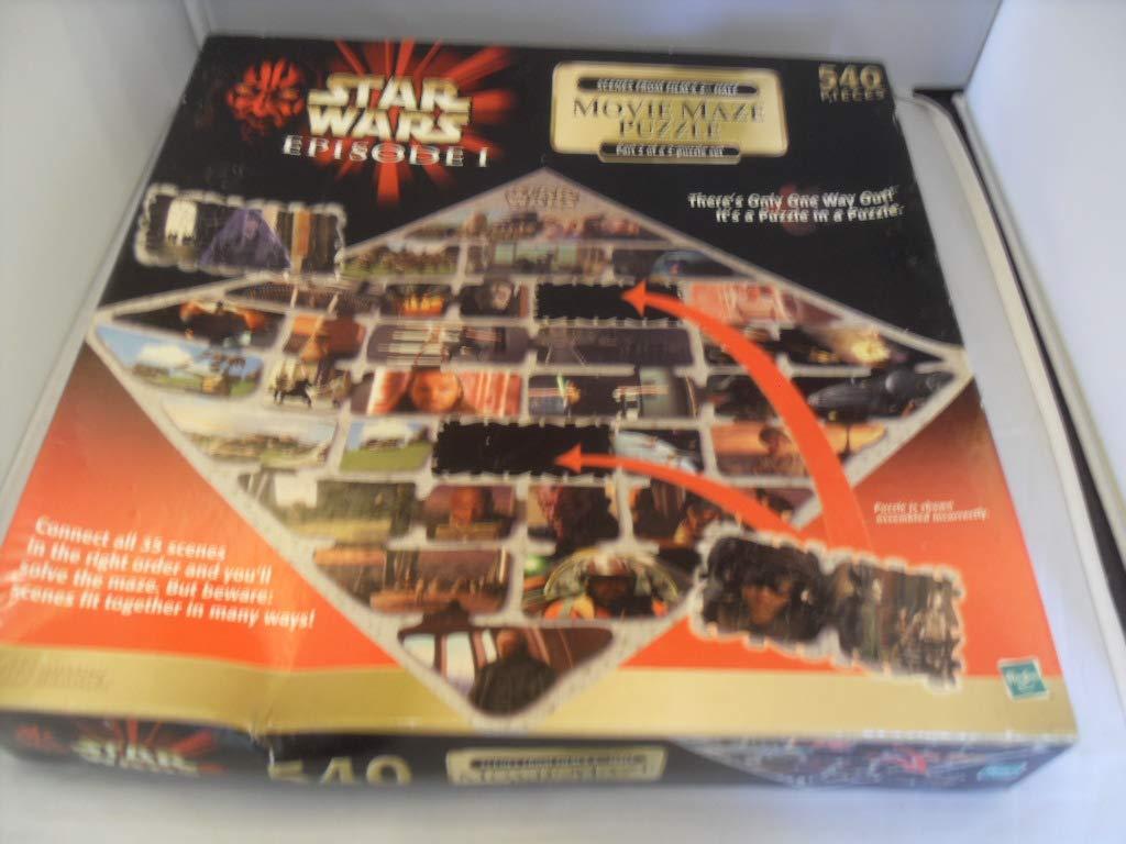 Star Wars Episode I Movie Maze Puzzle