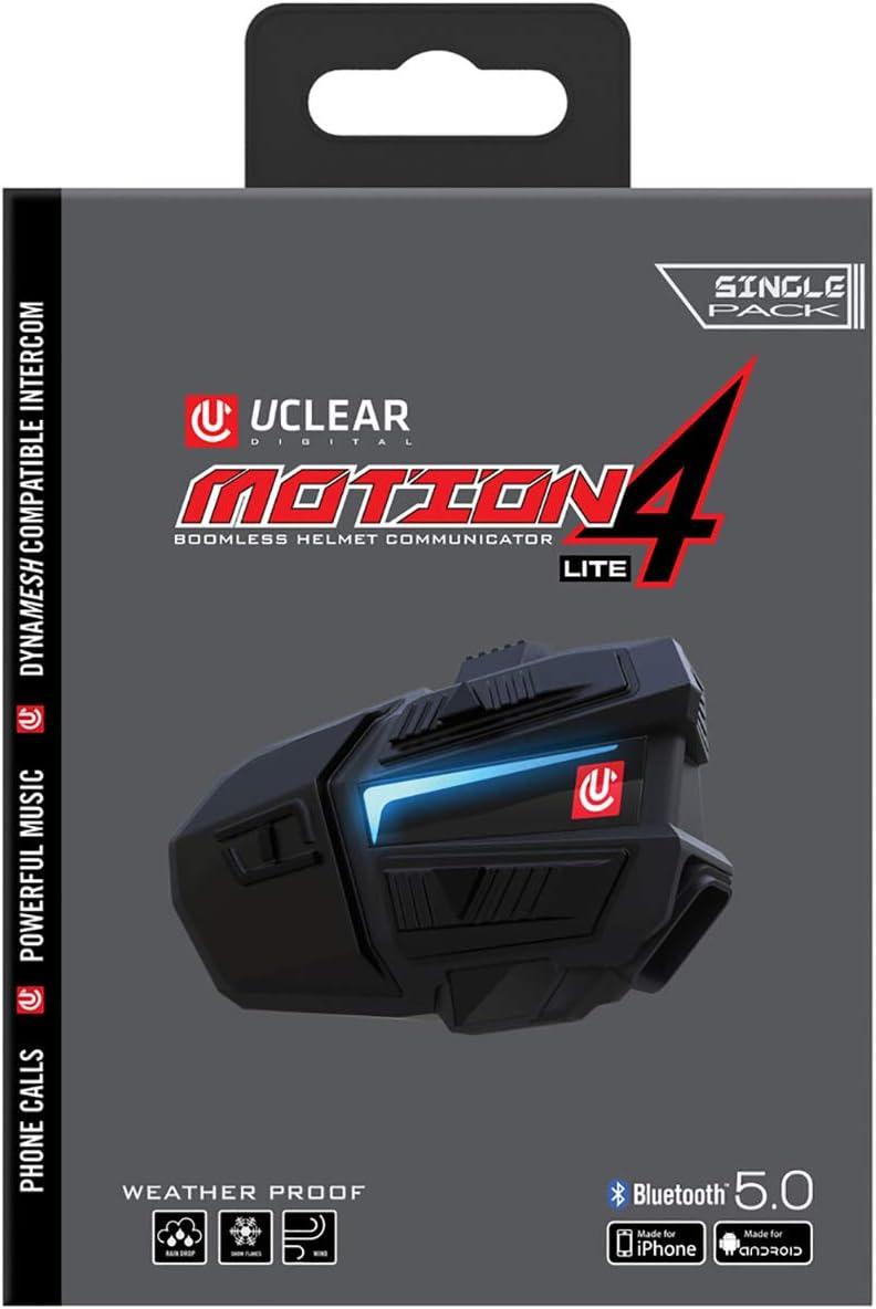 Uclear Motion 4 Lite Communicator Audio System