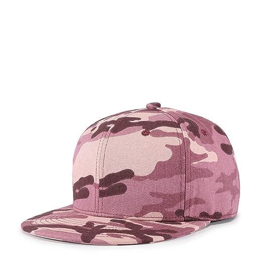 sdssup Gorra de béisbol Camuflaje Moda Hip Hop Sombrero Masculino ...