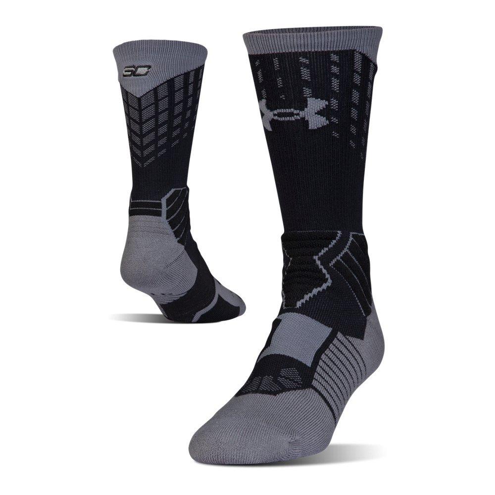 Under Armour Basketball Curry Crew Socks Under Armour Socks (Gildan) U374M-P
