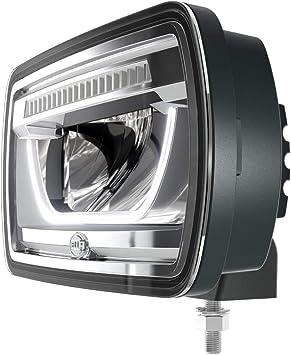Hella 1fe 016 773 001 Jumbo Led Headlight 12 24 V Ref 25 Standing Mounting Auto