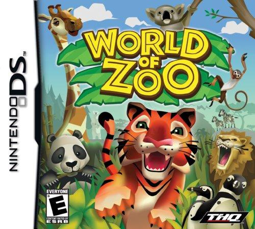 Free World of Zoo - Nintendo DS