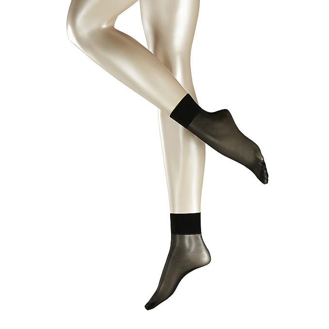 Falke - Calcetines - Básico - 20 DEN - para mujer Negro Black (3009): Amazon.es: Ropa y accesorios