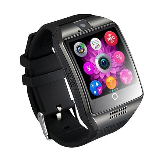 2 opinioni per Vingtank Orologio intelligente, Q18 smart smartphone del telefono della