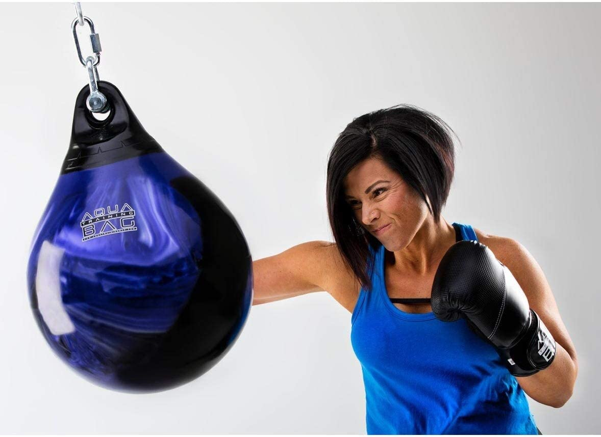 Phantom Athletics Boxsack Mit Wasser F/üllbar Boxing Punching Bag Erwachsene