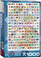 Eurographics Flags of The World 1000-Piece Puzzle