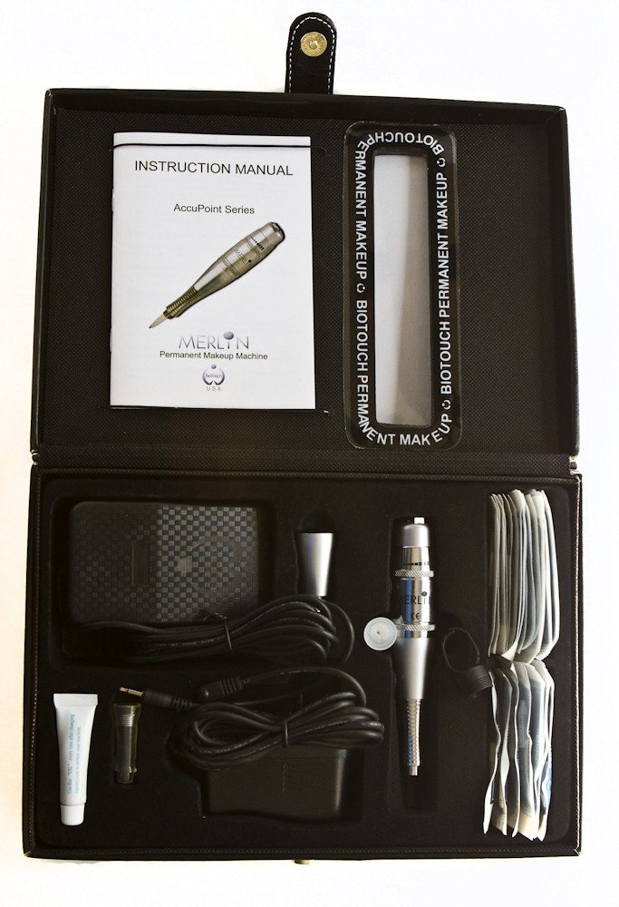 BioTouch Merlin Machine Permanent Makeup Kit