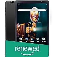 (Renewed) iBall iTAB MovieZ Pro Tablet - 10.1 inch, 64GB, Wi-Fi + 4G LTE + Voice Calling (Coal Black)