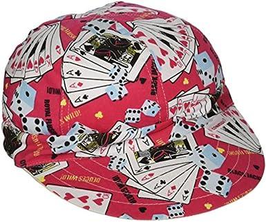 7c5283e5be3 Comeaux Caps 118-4000-7-3 8 Short Crown Caps