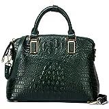 Women Genuine Leather Handbags Top Handle Handbags Satchels Shoulder Bags Evening Handbags
