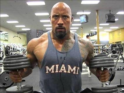 Amazon Com The Rock Dwayne Johnson World Heavyweight