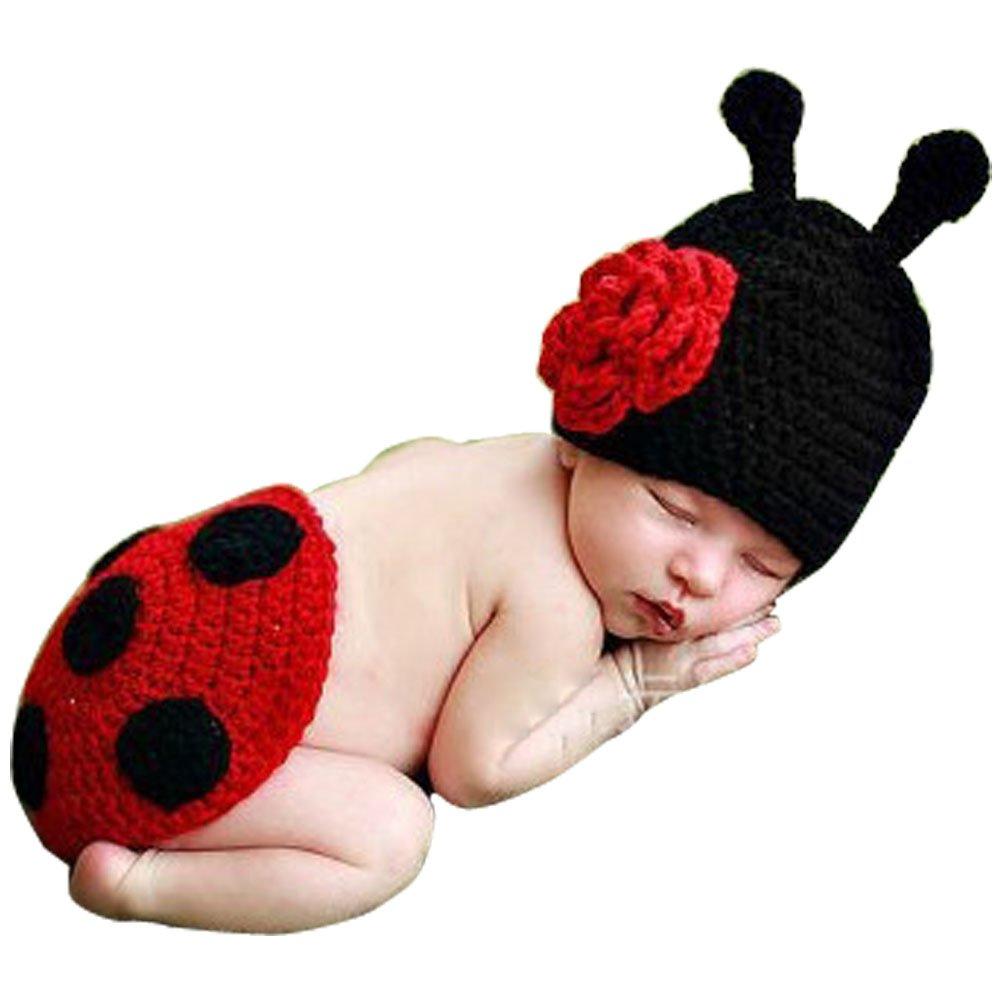 Babynice Vêtements Costume Photographie Nouveau-Né Photographie Costume Mickey Mouse Bébé Avec Bonnet et Chaussettes 0-3 ans