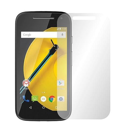 5 opinioni per 4 x Slabo pellicola protettiva per display Motorola Moto E (2 Generazione)