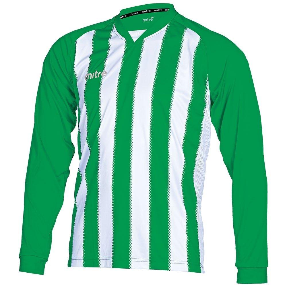 Mitre Kinder Optimieren Fußball Match Day Shirt M T70004
