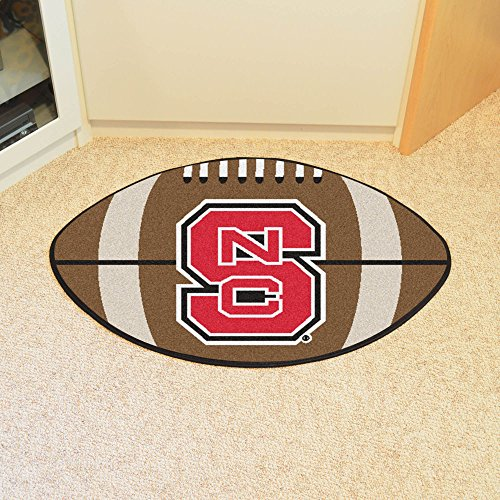 Football Floor Mat - North Carolina State ()