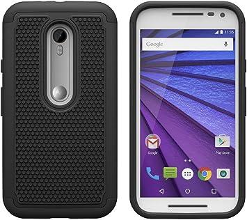 AIBULO Motorola moto g tercera generación Case: Amazon.es: Electrónica