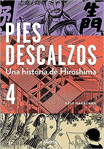 Pies descalzos 4: Una historia de Hiroshima Best Seller | Cómic ...