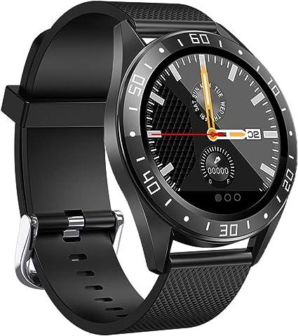 jpantech Smartwatch, Reloj Inteligente Impermeable IP67 Pulsera de ...