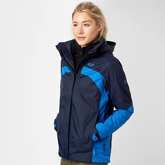 Jack Wolfskin Risco 3 in 1 Women's Jacket