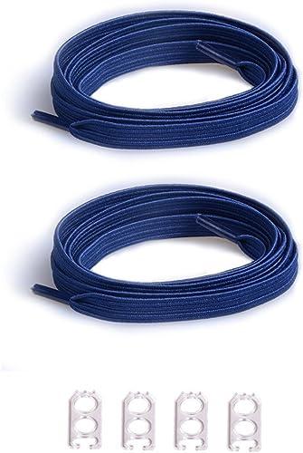 No atar los cordones de los zapatos para niños y adultos - Sports Fan cordón - cordones elástica