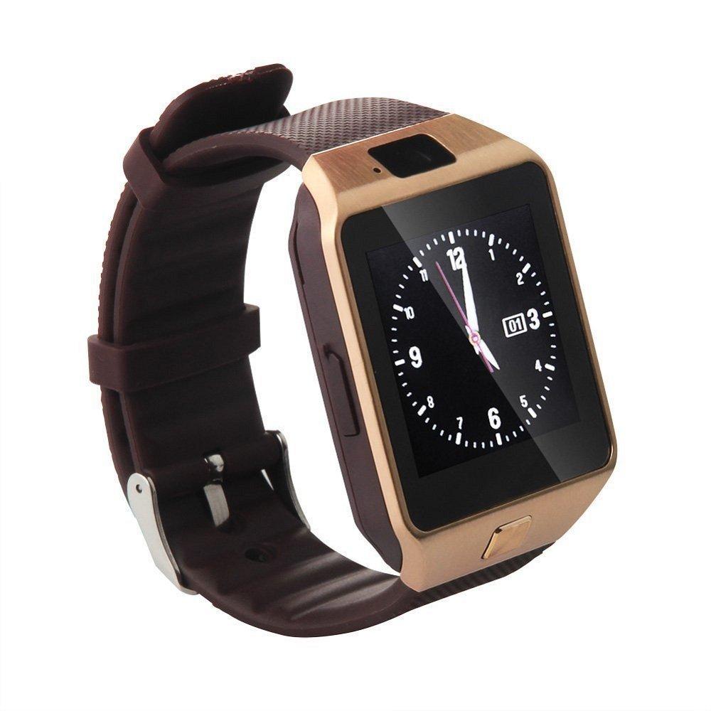 YinoSino DZ09 Smart Watch / Reloj inteligente DZ09 (disponible en español) / Reloj Bluetooth / Reloj Android / Reloj para la salud con pantalla táctil ...