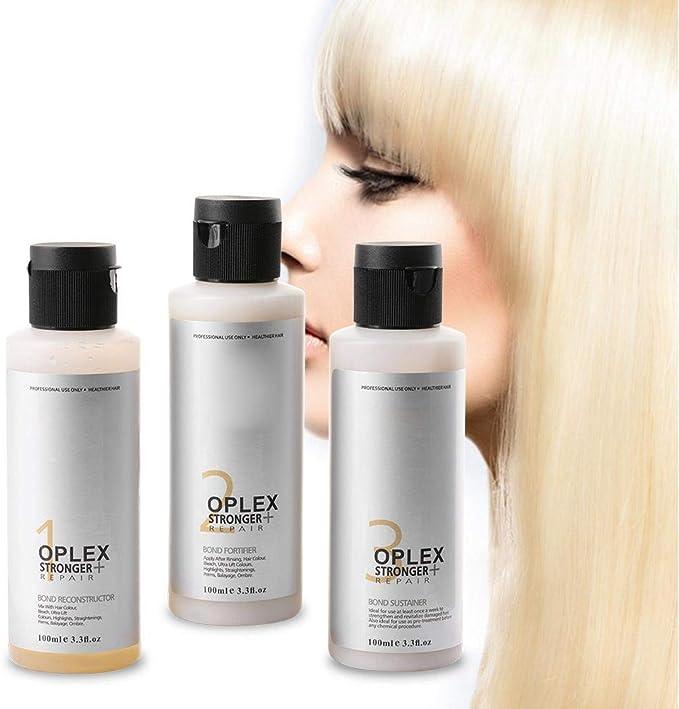 Productos para el cuidado del cabello de reparación de daños ...