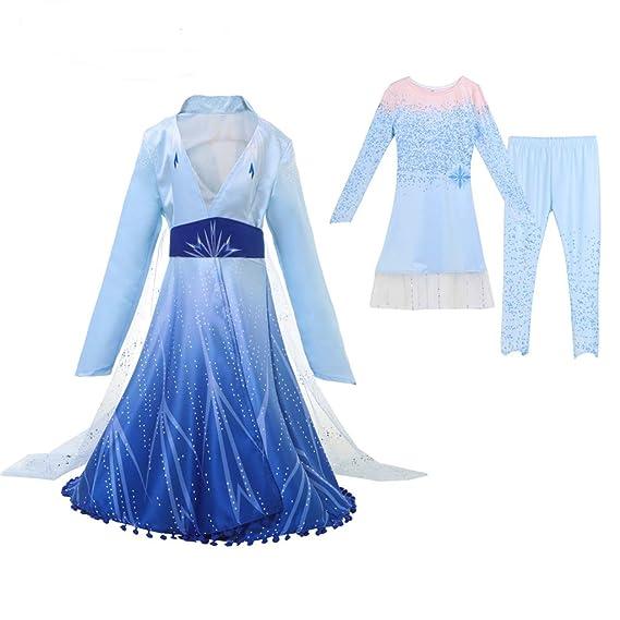 Amycute 3 Piezas Set de Disfraz de Princesa, Princesa ...
