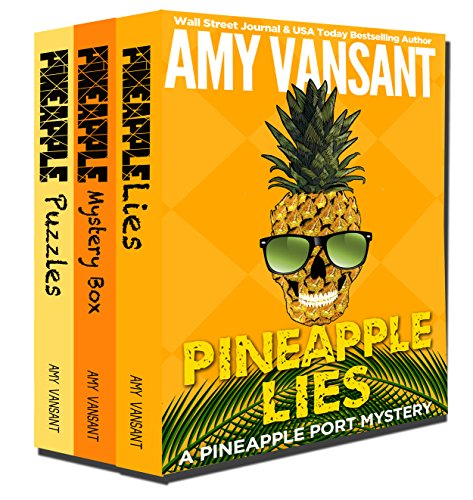 - Pineapple Pack: Pineapple Port Mystery Series Books 1-3
