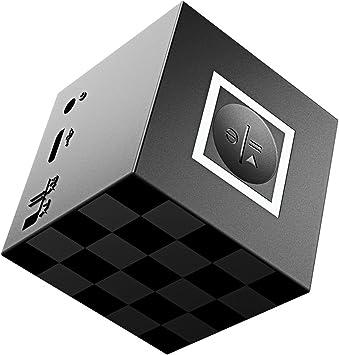 VicTsing Pack de Teclado y Ratón Inalámbricos (QWERTY Español 104 Tecla, USB, 2.4GHz, para PC, Mac, Tableta, Ordenador, Smart TV) (Black 8)