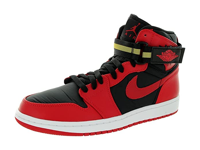 Amazon.com: Nike Air Jordan 1 alta correa Mens Zapatillas de ...