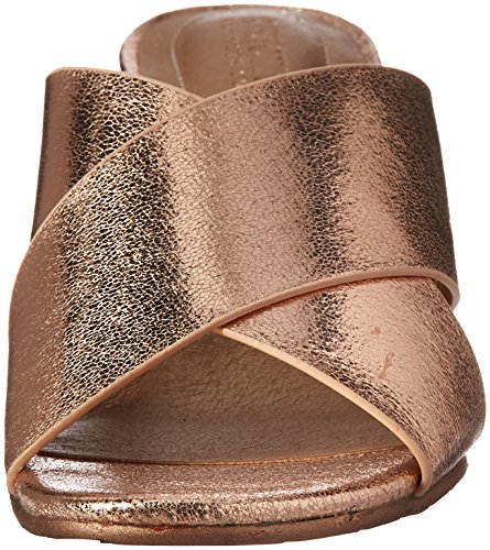 REACTION Band Away Rose Heeled Mass Gold Kenneth Women's Sandal X Straps Mule Cole 0Rw1xq5