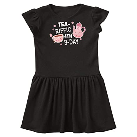 inktastic Tea-riffic 1st Birthday with Teacup and Pot Toddler T-Shirt