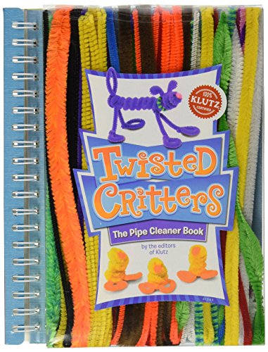 Klutz Twisted Critters Book Kit