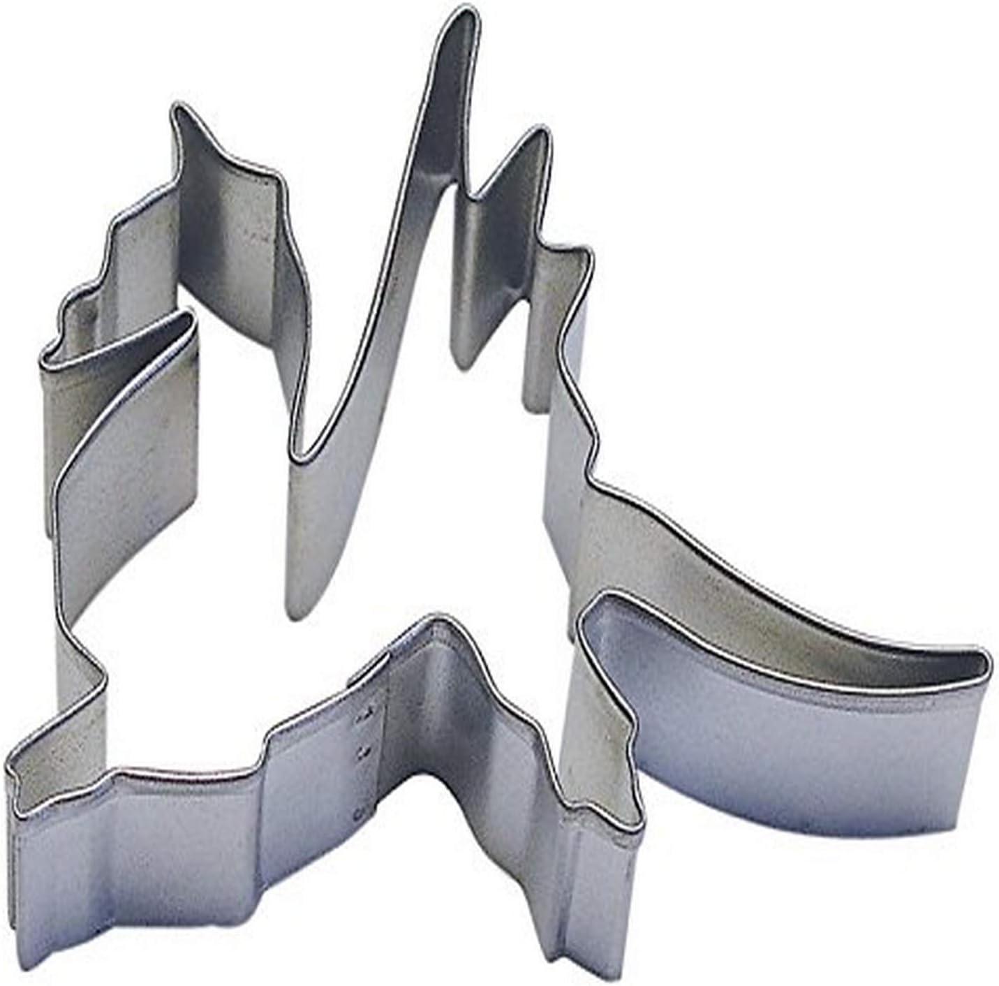 Metallic CybrTrayd RM-0872 R/&M Dragon 4 Cookie Cutter