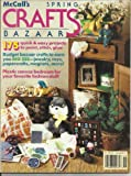 img - for McCalls Spring Crafts Bazaar Vol 41 book / textbook / text book
