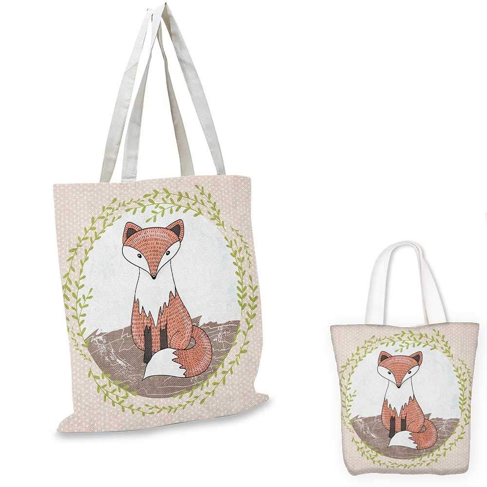 FoxRed Fox Jumping Running in Fresh Green Grass Daytime Nimble Clever Ferocious Canine Green Brown。 13